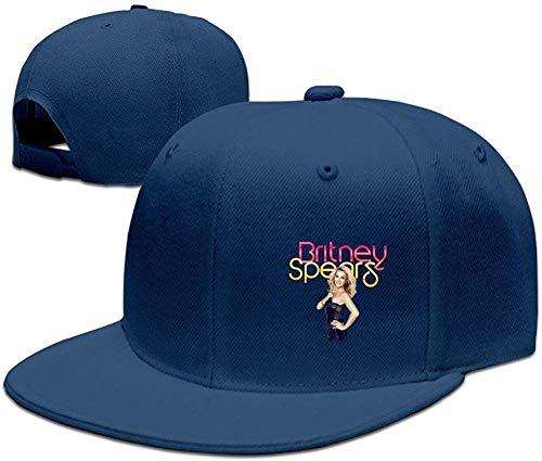 Obaeson POY-SAIN Britney Spears Poster Baseball Hat Cap for Adult Black -