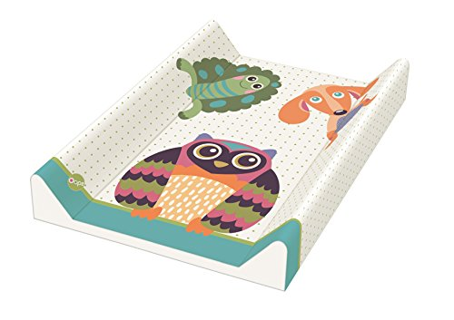 Preisvergleich Produktbild Rotho Babydesign 200990001AW Keilwickelauflage Oops, 50 x 70 cm