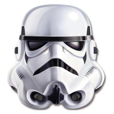 Rubies Kostüm Stormtrooper - Rubies 332412 Kostüm, weiß, One Size