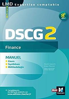 DSCG 2 Finance Manuel - 8e édition (Expertise comptable) Descargar ebooks Epub