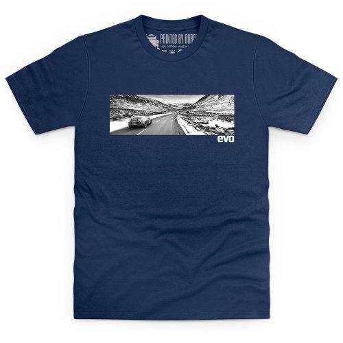 Evo Photo T-Shirt, Herren Dunkelblau