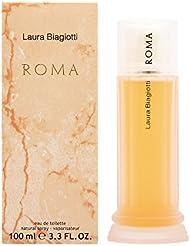 Laura Biagiotti Roma femme/woman, Eau de Toilette, 1er Pack (1 x 100 ml)
