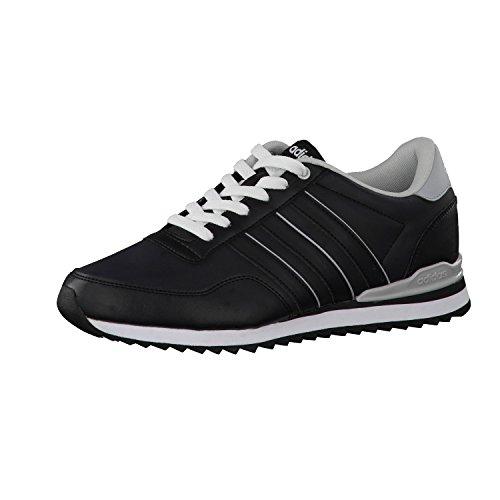 adidas Jogger Cl, Chaussures de Tennis Homme Noir (Negbas/negbas/onicla)