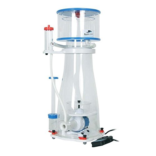 BM D9Abschäumer konisch Aquarium Marine Reef 900-1500L Pumpe 24V Bubble Magus
