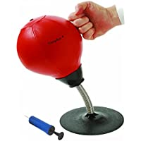 Tonyko Easy-installed Desktop Speed Punching Ball with Pump