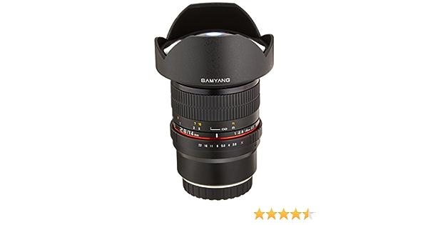 Samyang Sy14 Fx 14 Mm F2 8 Ultra Wide Lens For Fuji X Camera Photo