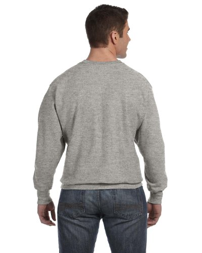 ChampionHerren Sweatshirt Grau - Oxford grey