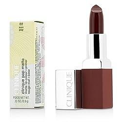 Clinique Pop Matte Lip Colour + Primer -  02 Icon Pop 3. 9g/0. 13oz