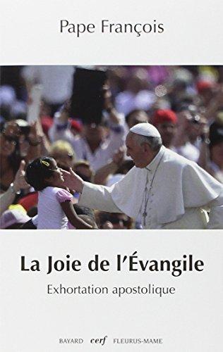 La joie de l'évangile, Exhortation apostolique