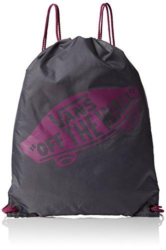 Vans G Benched Bag - Bolsa de gimnasia de cuerdas, talla 44.5 x 34 x 2 cm, 12 Litros