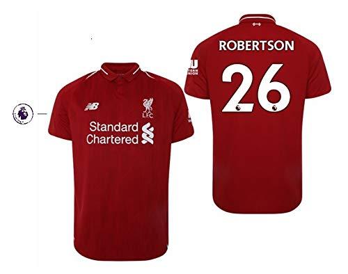 New Balance. Trikot Herren FC Liverpool 2018-2019 Home PL - Robertson 26 (S)