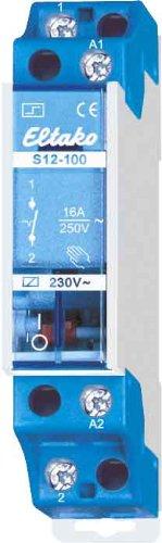 Preisvergleich Produktbild Eltako Stromstoss-Schalter, S12-100-8V