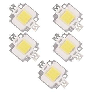 5 High Power 10W LED Birne Licht Strahler Licht Lampe Leuchte Weiß 900lm