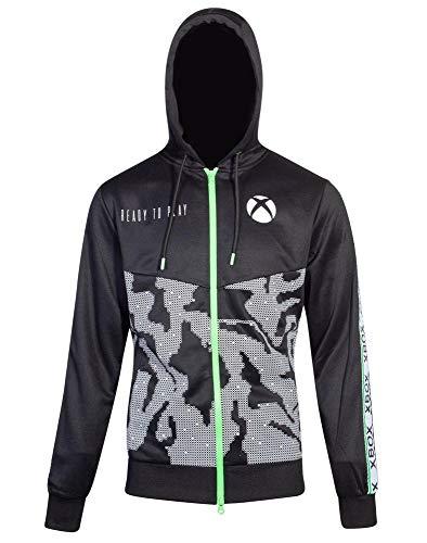 Xbox - AOP tech Male - Hoodie | offizielles Merchandise, Größe:S