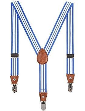 [Sponsorizzato]DEBAIJIA Bretelle Bambini Regolabili e Elastici 3 Clip Y Forma 1-6 Anni Bambino Ragazzo Ragazza Pantaloni Accessori...