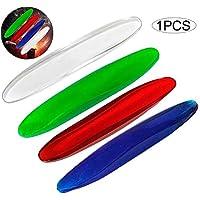 Hilai Rattle mágicos Juguetes de plástico 1pc - Trucos de la Calle de la Mano de la Cintura Cerca de Magic Accesorios (Color al Azar)