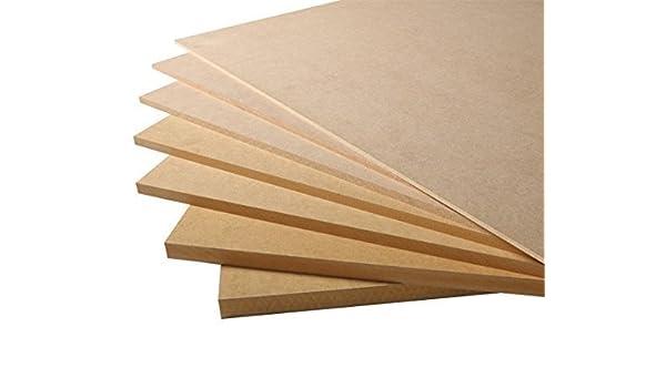 Baumeister Merchant Cnklj0089 MDF Board, Holz, 6 X 1220 X 1220 Mm:  Amazon.de: Baumarkt