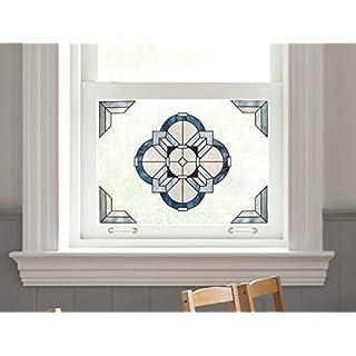 Artscape Newport Slate Window Accent 30.48 x 30.48 cm