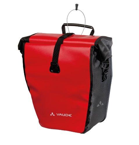 VAUDE Radtasche Aqua Back Single Red/Black