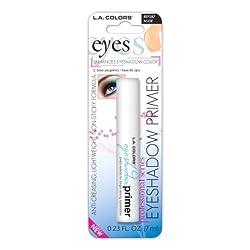 LA Color Eyeshadow Primer - Nude