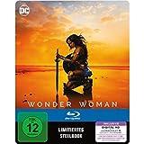 Wonder Woman - Exklusiv Limited 2D Steelbook Edition inkl. Digital Copy - Blu-ray
