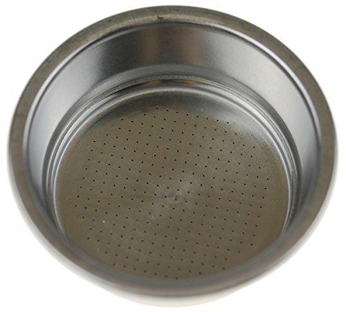 Krups MS-623767 Filtereinsatz (2Tassen) für Espresso-Siebträger