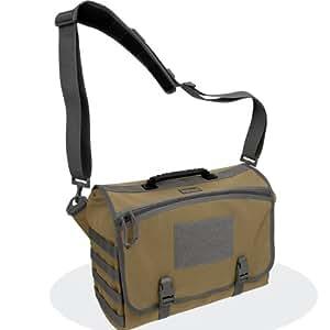 Maxpedition Sac bandoulière, Maxpedition Vesper(TM) Tactical Laptop Messenger Bag (khaki-foliage), 4