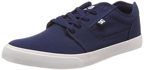 DC Shoes Herren Tonik TX Sneaker, Blau (Navy/White Nwh), 43 EU (Dc-leichte Turnschuhe)