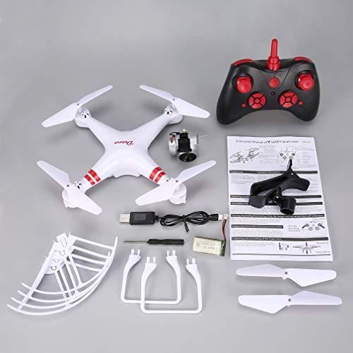 FDBF KY101S RC Drone Wide Angle 1080P Camera Altitude Hold Quadcopter 18Mins
