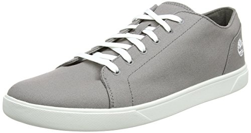 Timberland Herren Bayham Canvas Oxfords, Grau (Steeple Grey F49), 45 EU