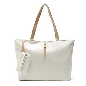 Shuzhen,Strandtasche Handtaschen Hohe Qualität Top-Griff Taschen Frauen Tasche Damen Leder Schultertasche