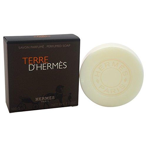 Hermes - TERRE D' HERMES soap 100 gr - Hermes Seife