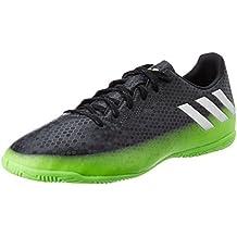 adidas Messi 16.4 Zapatillas, Hombre, Negro, 42 2/3