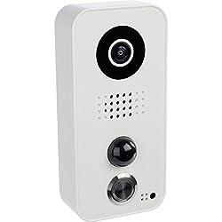 Doorbird D101 Video Door Station Intercom For Smartphones & Tablet