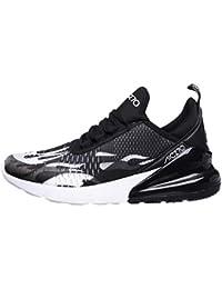 LILICAT✈✈ Hombre Zapatos para Caminar Zapatos Trabajo Hombre Zapatillas de Seguridad Puntera de Acero Mujer Botas Proteccion Excursionismo Caminar Sneakers Antideslizante Plataforma Camuflaje