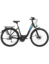 Vermont Eaton XXL - Bicicletas trekking Mujer - negro Tamaño del cuadro 45 cm 2016