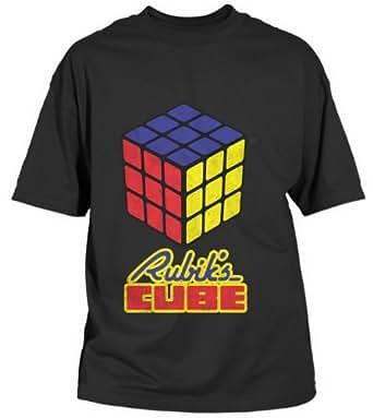 Player - Rubik's Cube kid's t-shirt - charcoal - 3-4