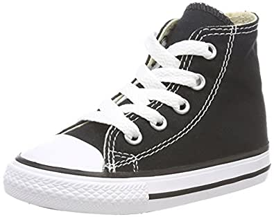 Converse Ctas Core Hi Jungen Hohe Sneaker 015860, Schwarz (Black), 25 EU