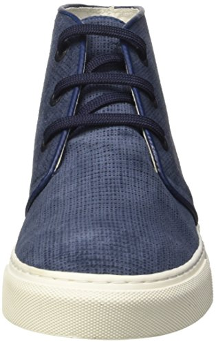 Trussardi Jeans 77S07549, Scarpe da Ginnastica Uomo Blu (48 Blu)
