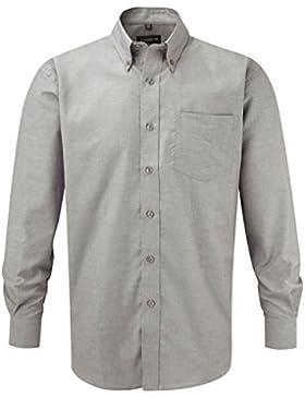 Russell collezione uomo camicia a maniche lunghe, facile da pulire