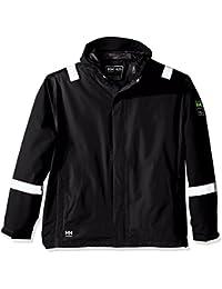 """Helly Hansen 71050_999-3XL Size 3X-Large """"Aker"""" Jacket - Black"""