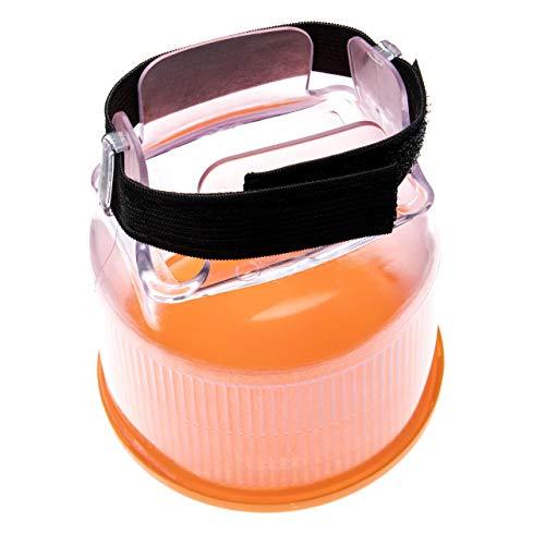 licht Diffusor Softbox Klar für Kamera Blitzlicht Nikon Speedlight SB-16A, SB-300, SB-400, SB-500, SB-600, SB-700, SB-800 ()