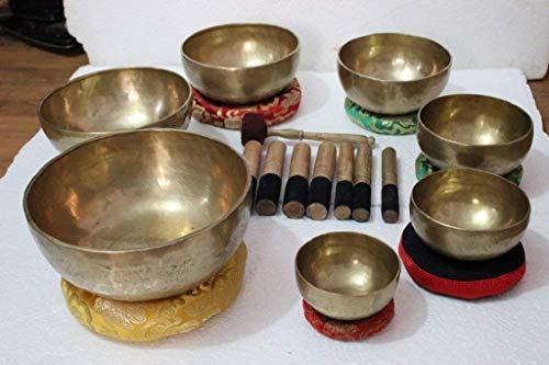 Musical Instruments Buddhism Singing Bowl Nepal Brass Bowl Handmade Tibetan Bell Yoga Copper Chakra 10.5cm Outstanding Features