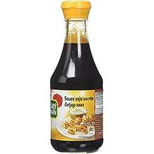 SUZI WAN Sauce Soja sucrée 300 mL - Pack de 6 unités