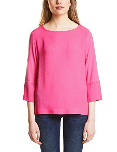 (Street One Damen Bluse 311914, Rosa (Flamingo Pink 11272), 42)