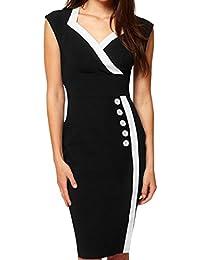 SUXCGE - Vestido - para Mujer