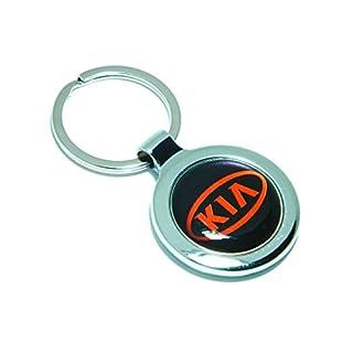 auto-badges KIA-Schlüsselanhänger aus Metall, Geschenkartikel