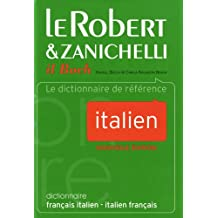 Dictionnaire Le Robert & Zanichelli