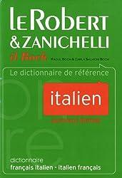 Le Robert & Zanichelli il Boch : Dictionnaire français-italien et italien-français