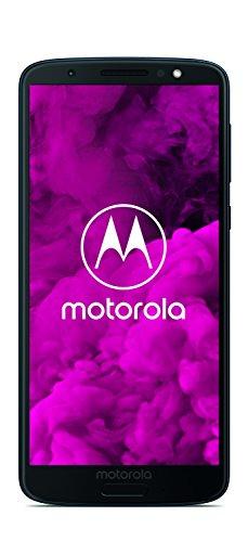 Motorola moto g6 Smartphone (14,5 cm (5,7 Zoll), 64GB interner Speicher, 4GB RAM, Android) Deep Indigo [Exklusiv bei Amazon]